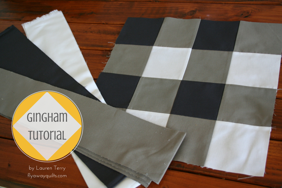 quilt simon available gingham white and black kits simple