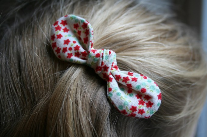 make your own hair bows