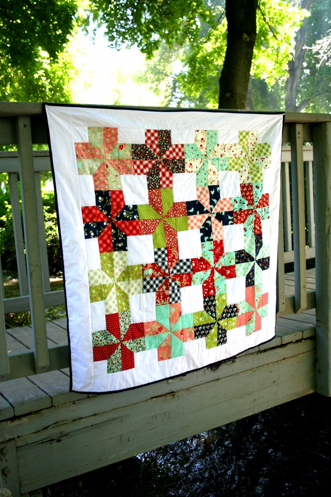 twisted plus quilt